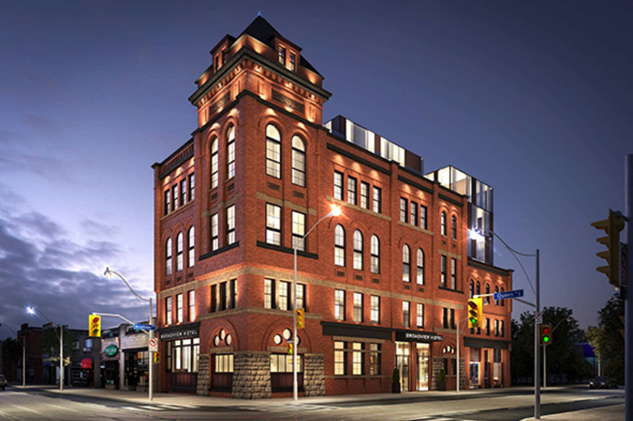 The New Broadview Hotel
