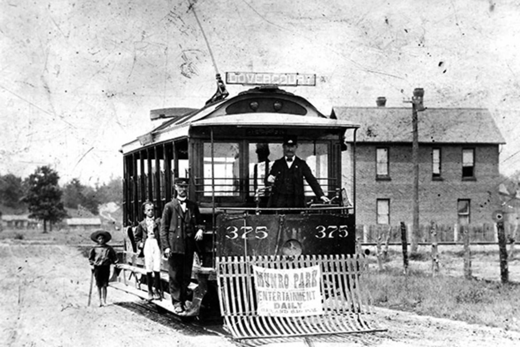 Dovercourt Road History Toronto