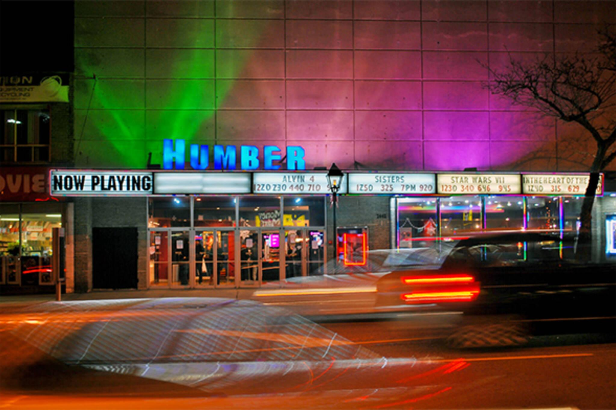Humber Cinema condos