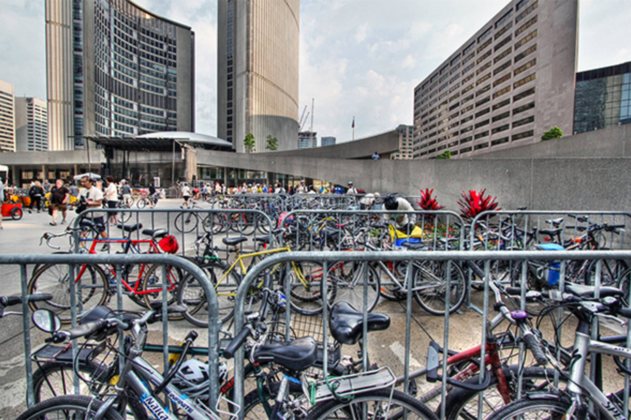 bike month toronto