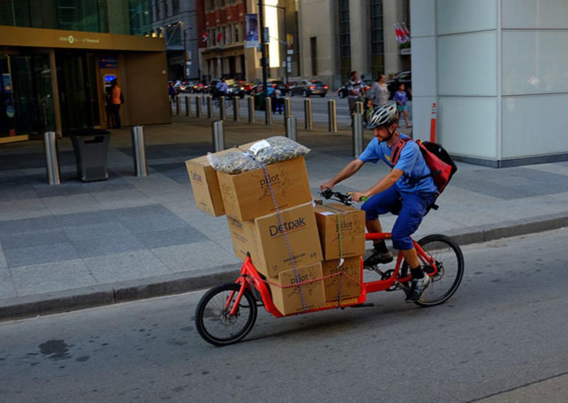 toronto courier