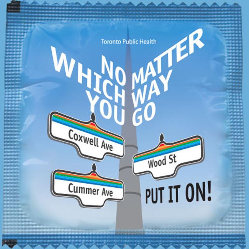 toronto condom