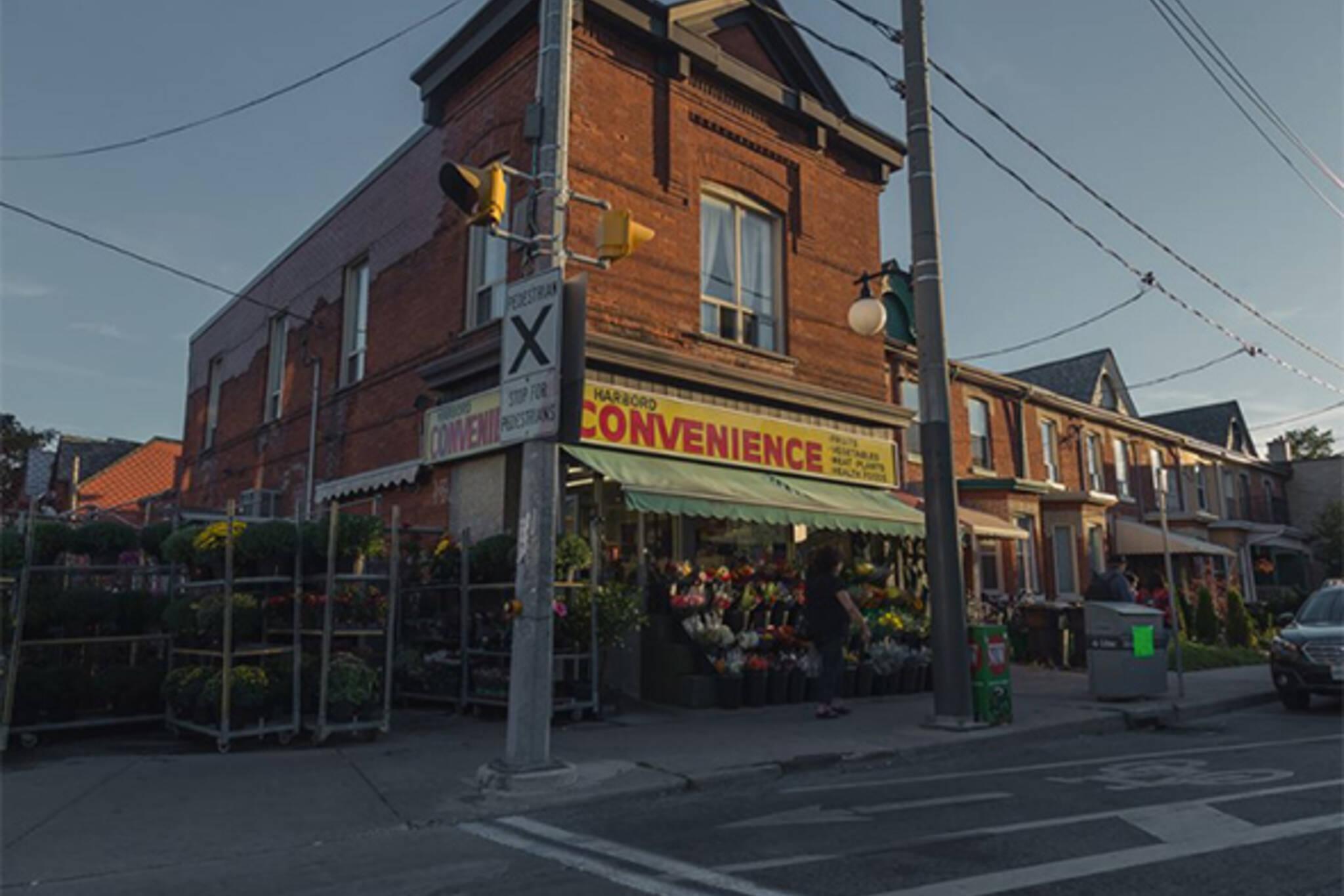 toronto convenience stores