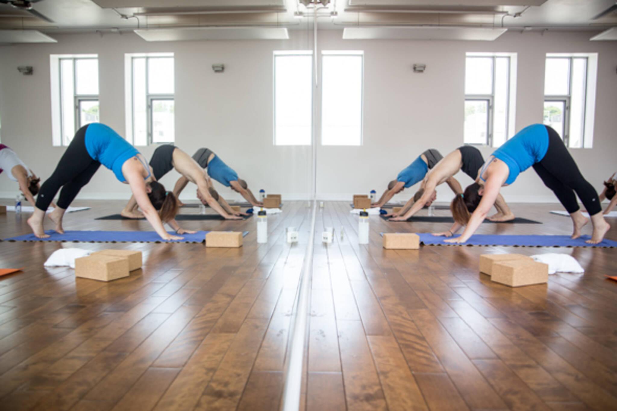 hot yoga toronto