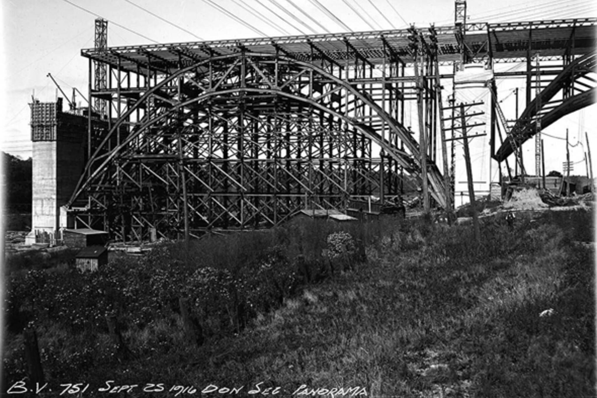 Bloor Viaduct History Photos