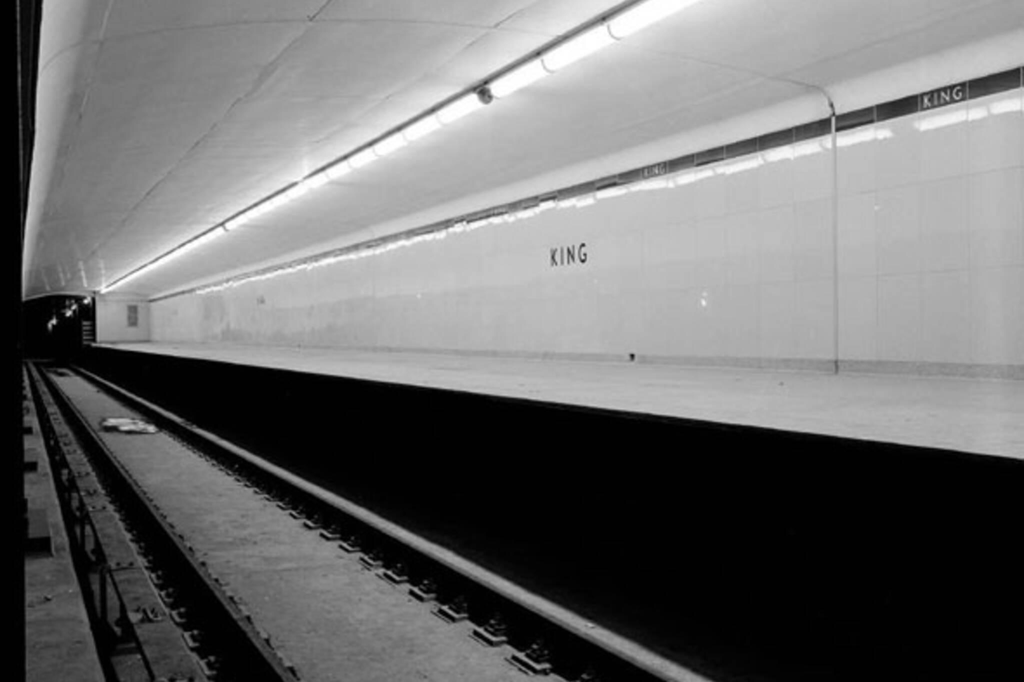 toronto king station