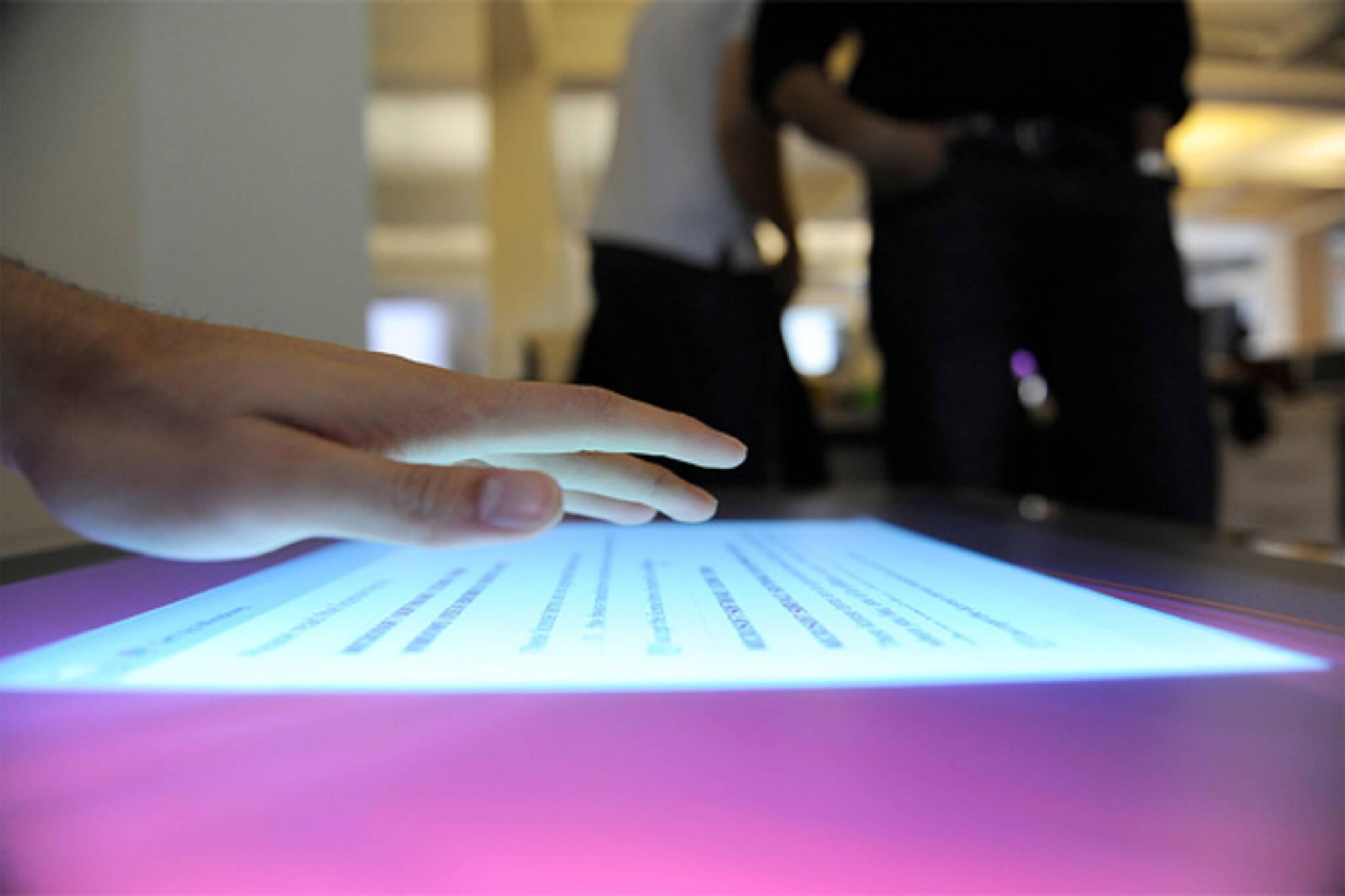teehan+lax unbox their Microsoft Surface.