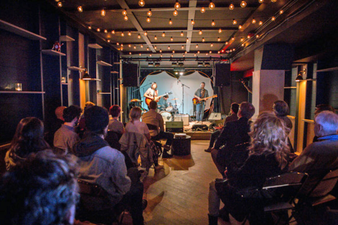 The Top 10 Intimate Concert Venues In Toronto