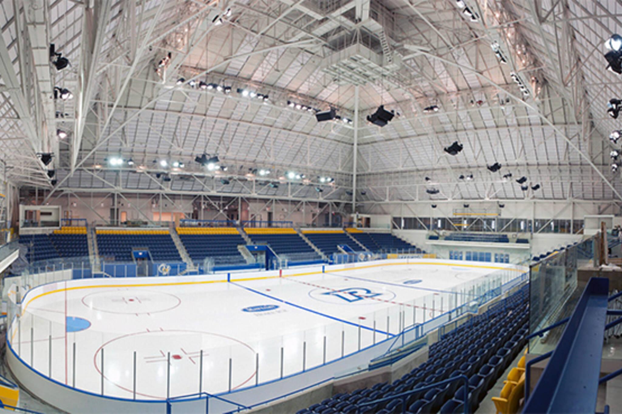 hockey arenas toronto
