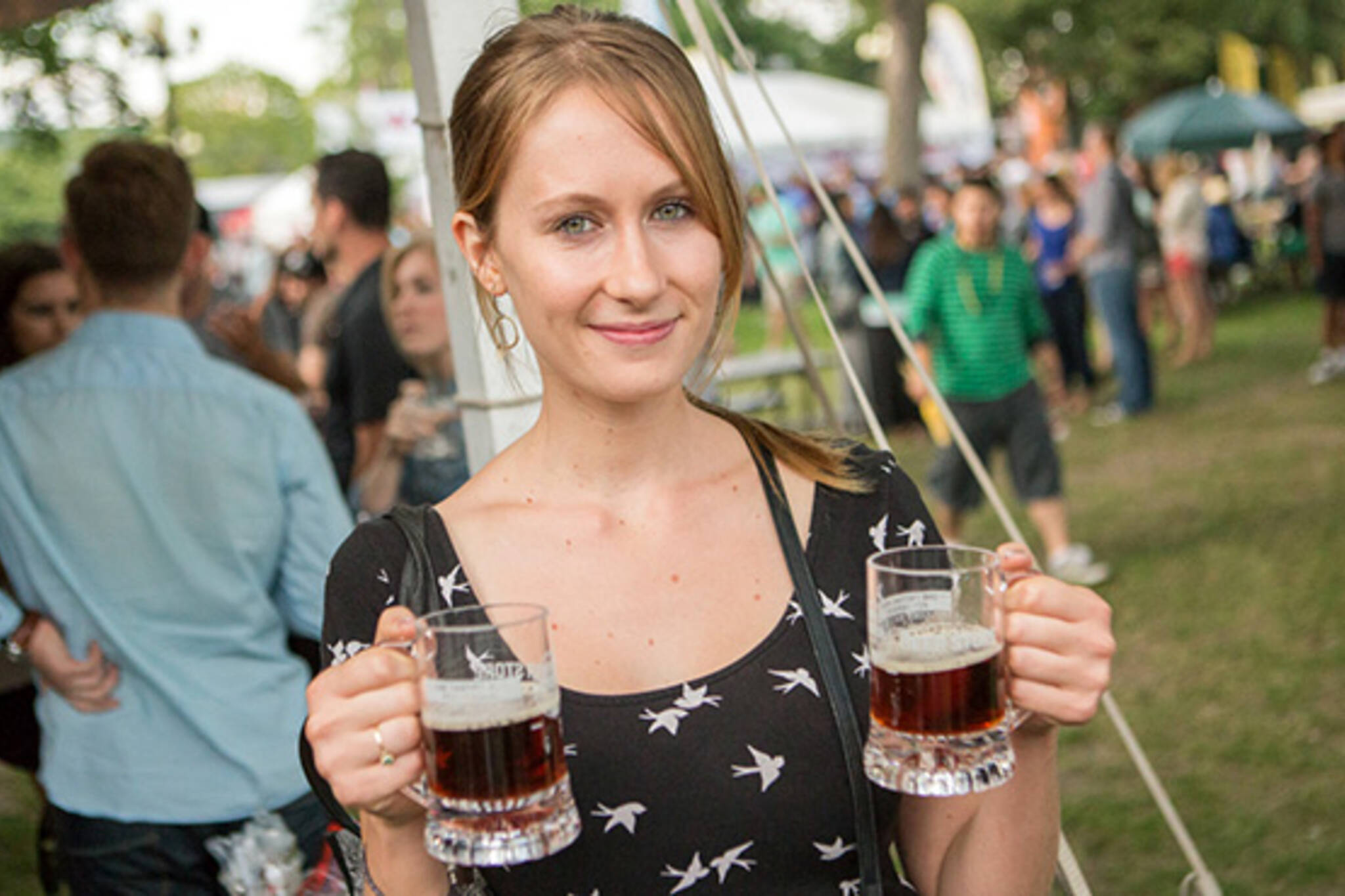 beer festival women toronto