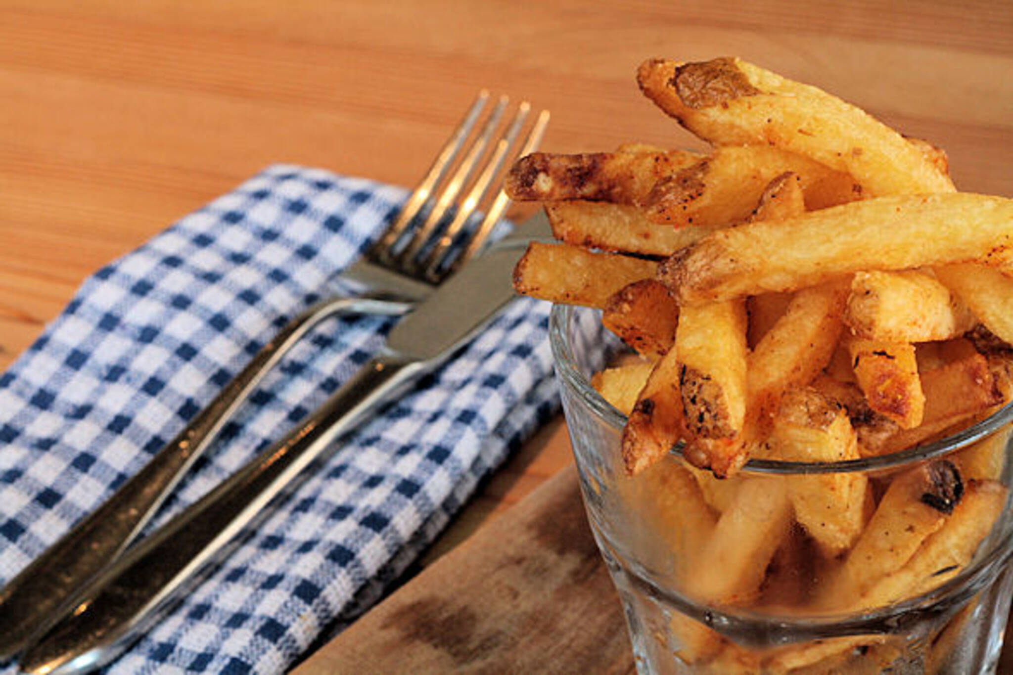 County General Fries