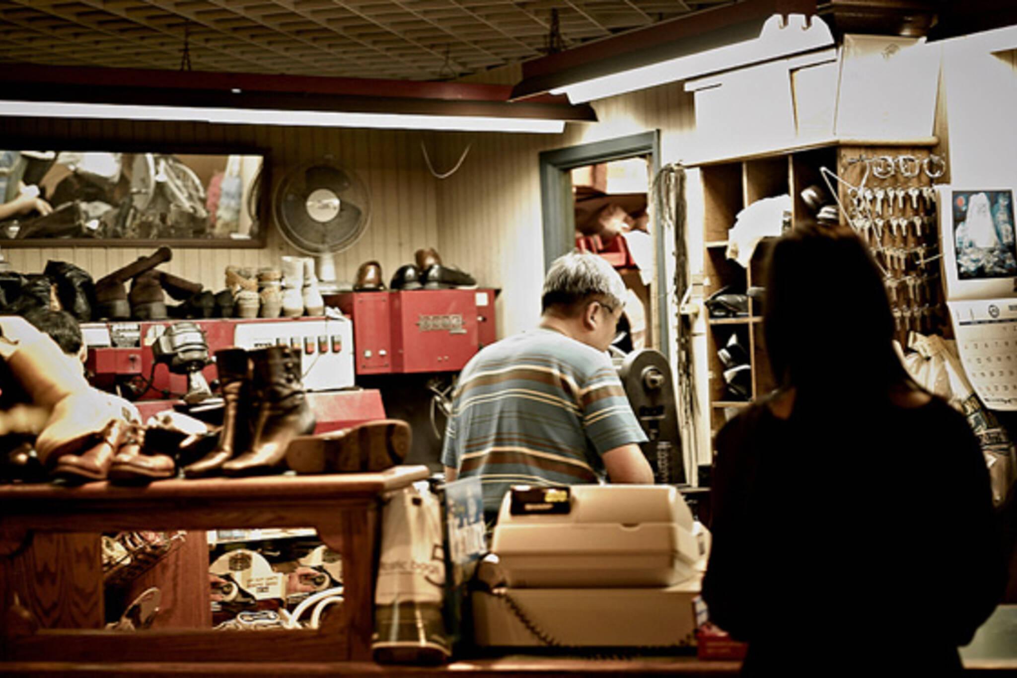 Shoe Repair Toronto