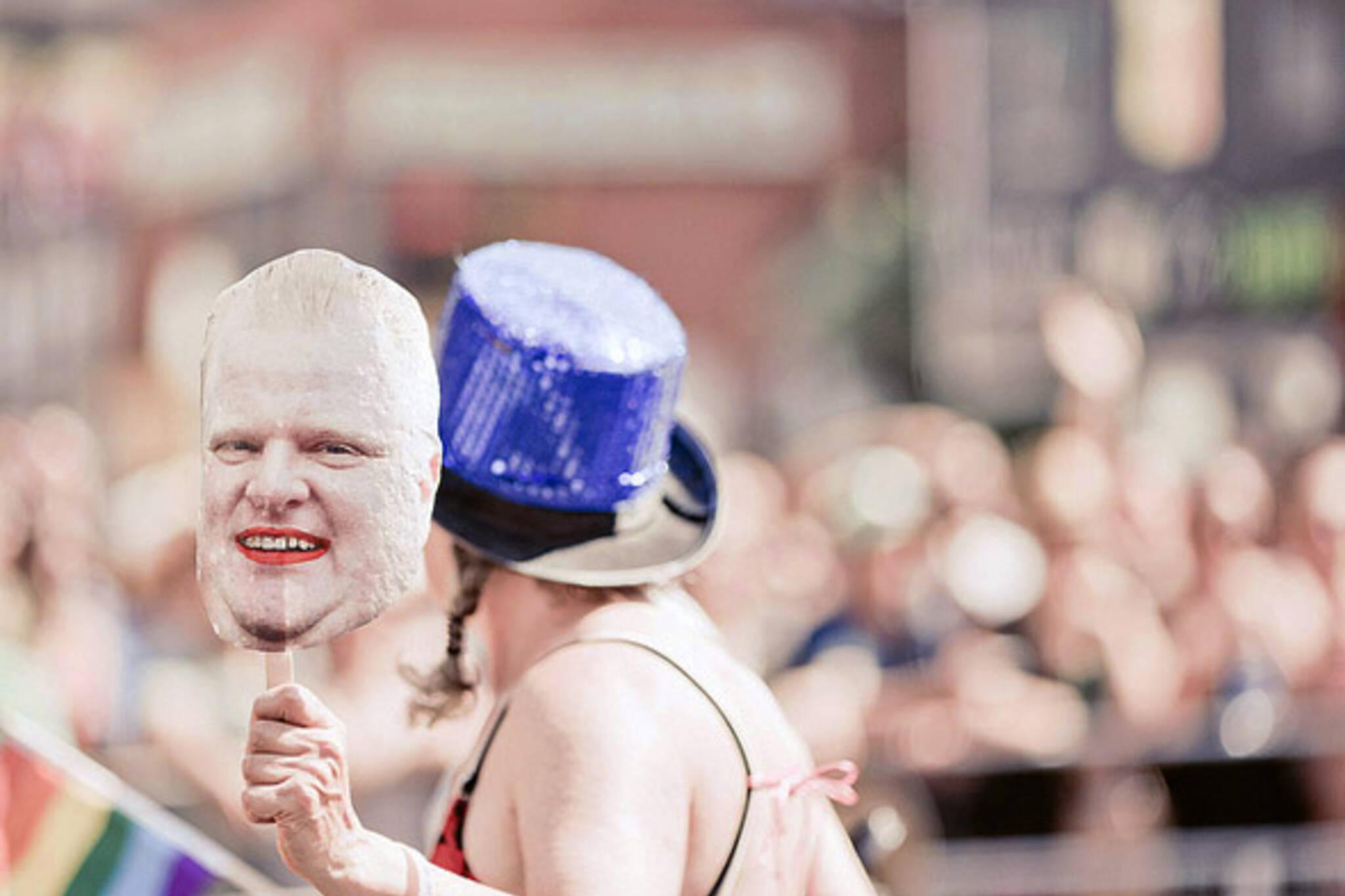 Rob Ford skip World Pride Toronto