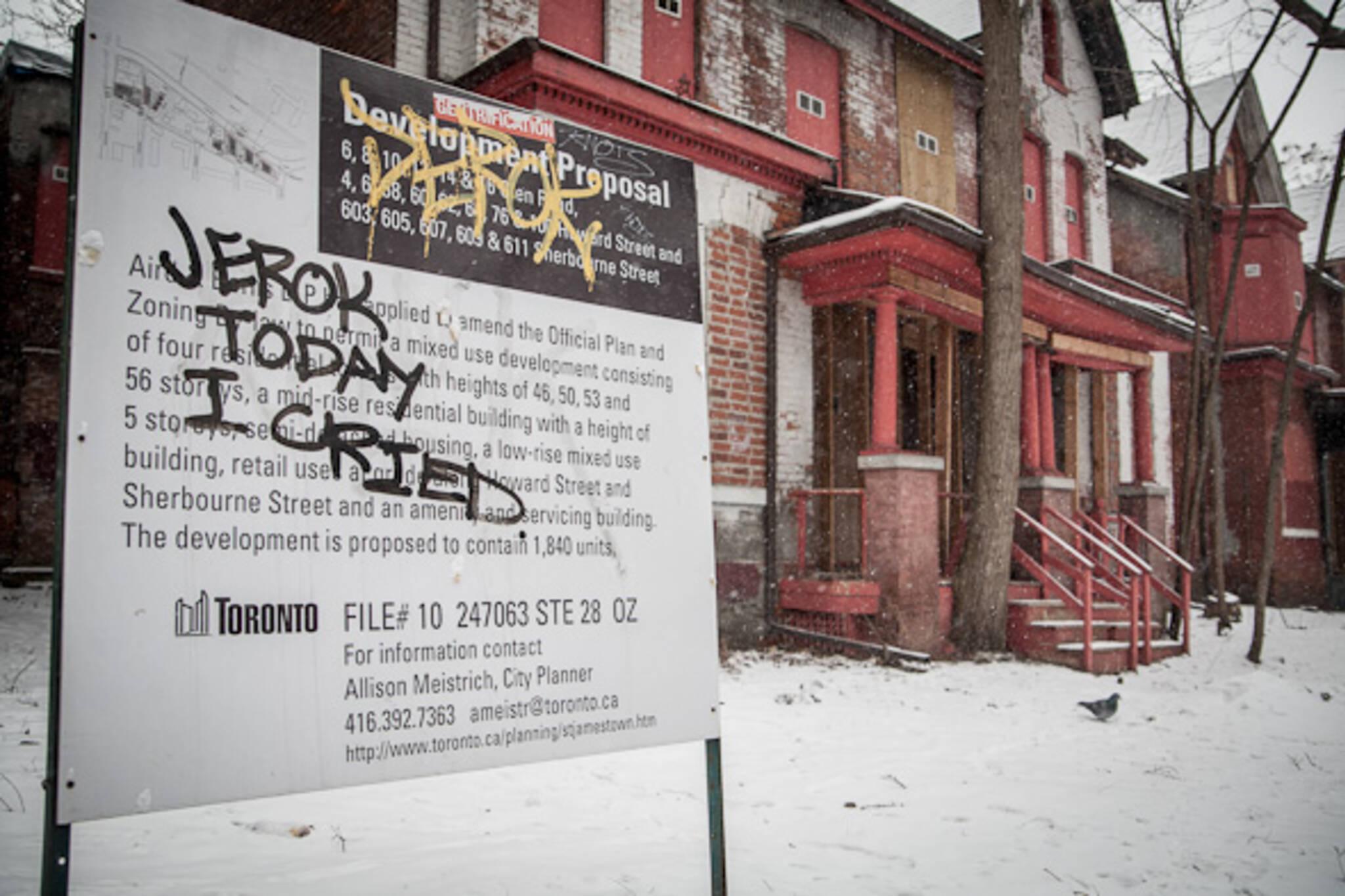 St James Town Toronto