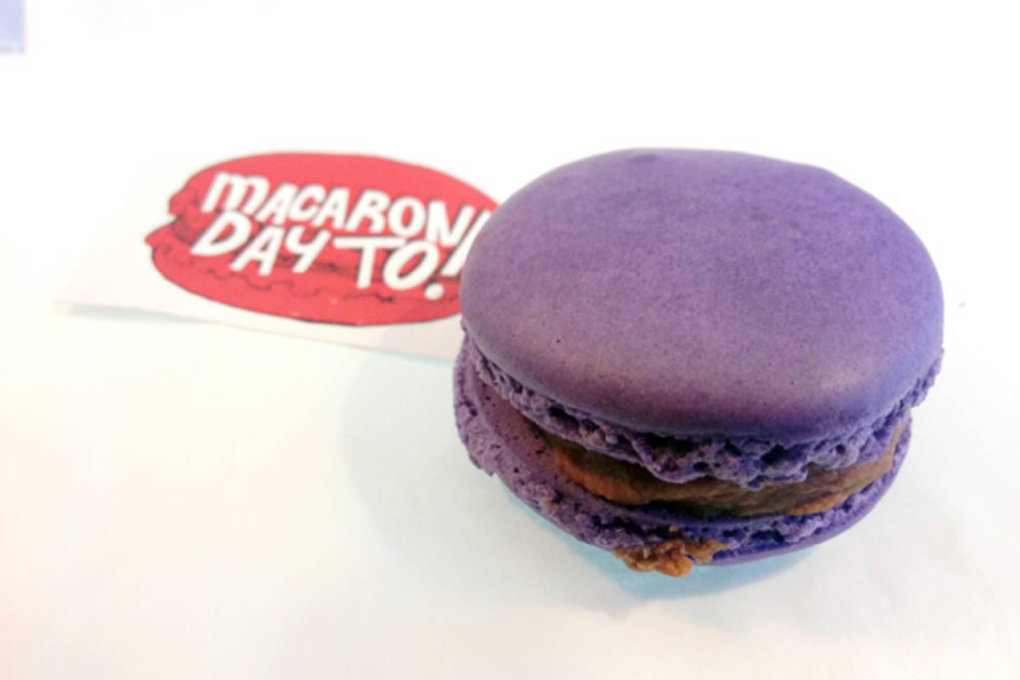 Macaron Day