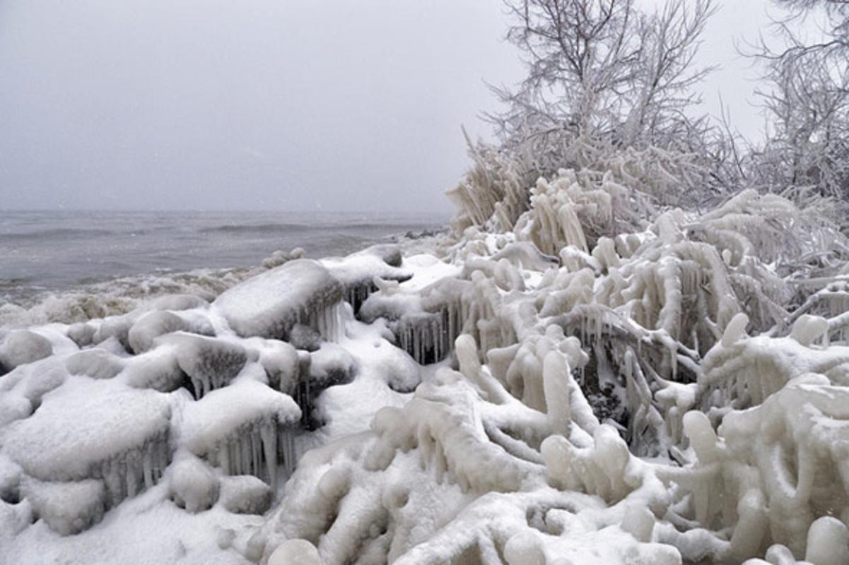 Winter storm toronto