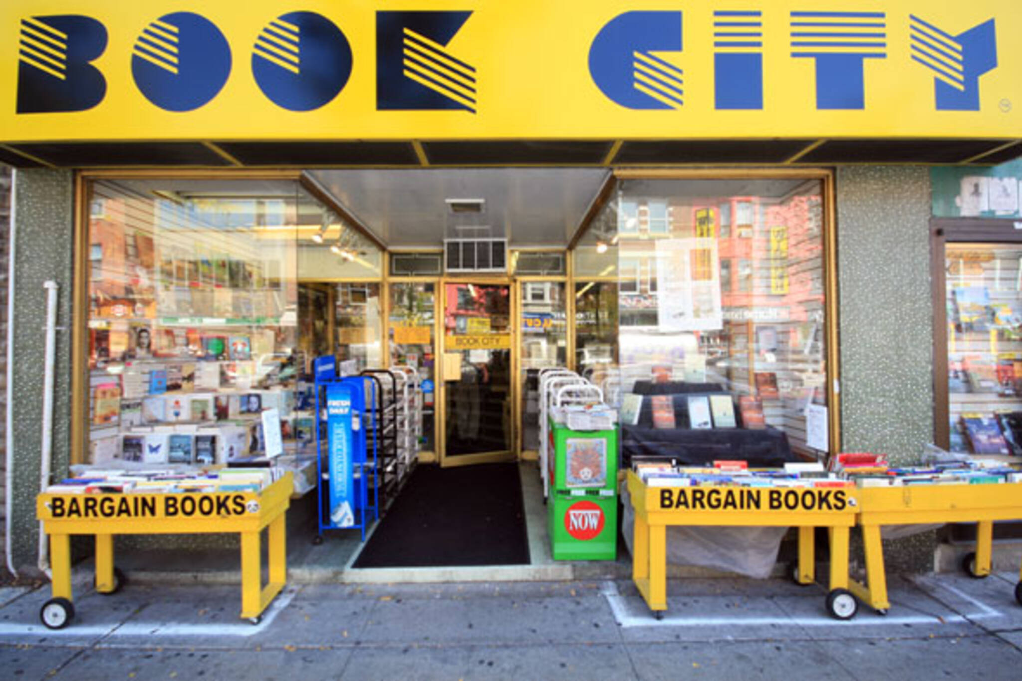 Book City Annex Closing