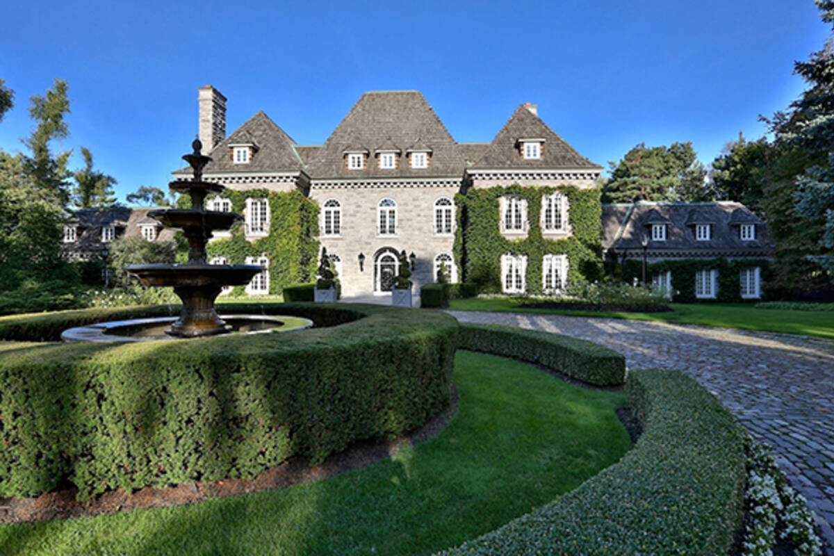 The 10 most expensive homes for sale in toronto for Most expensive house for sale