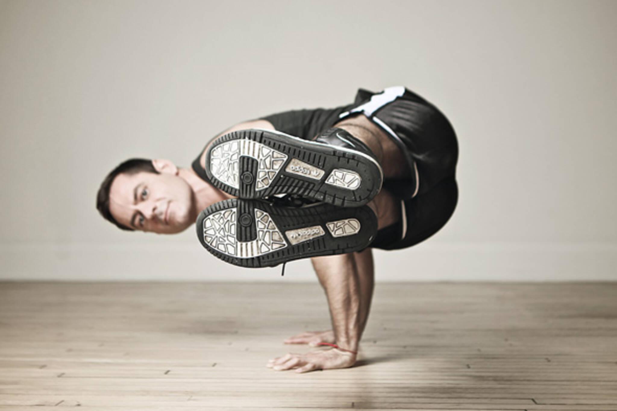 Yoga for Jocks Toronto