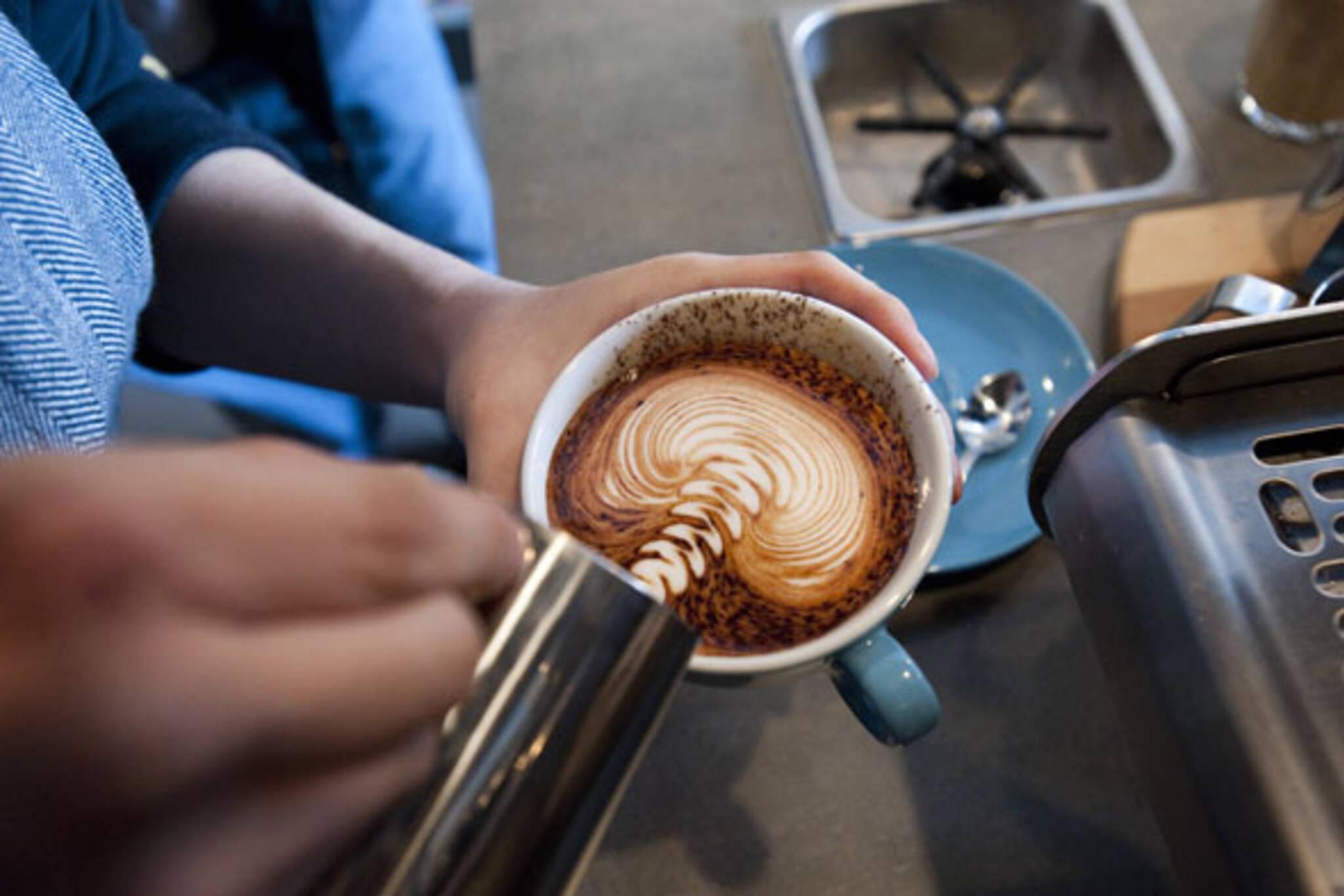 de Mello Palheta espresso