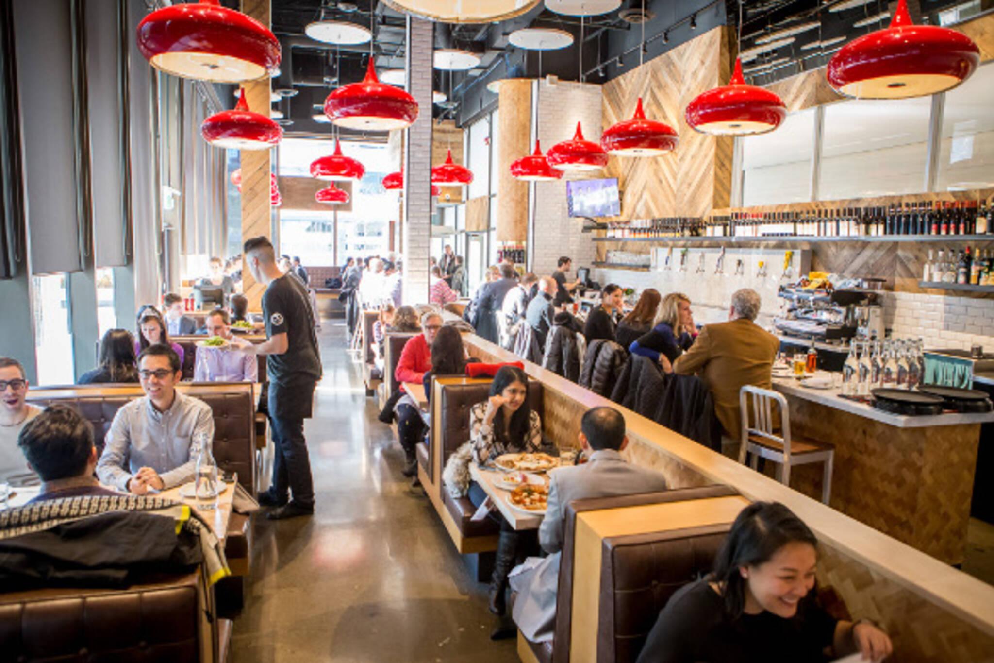 favour deliery toronto restaurants