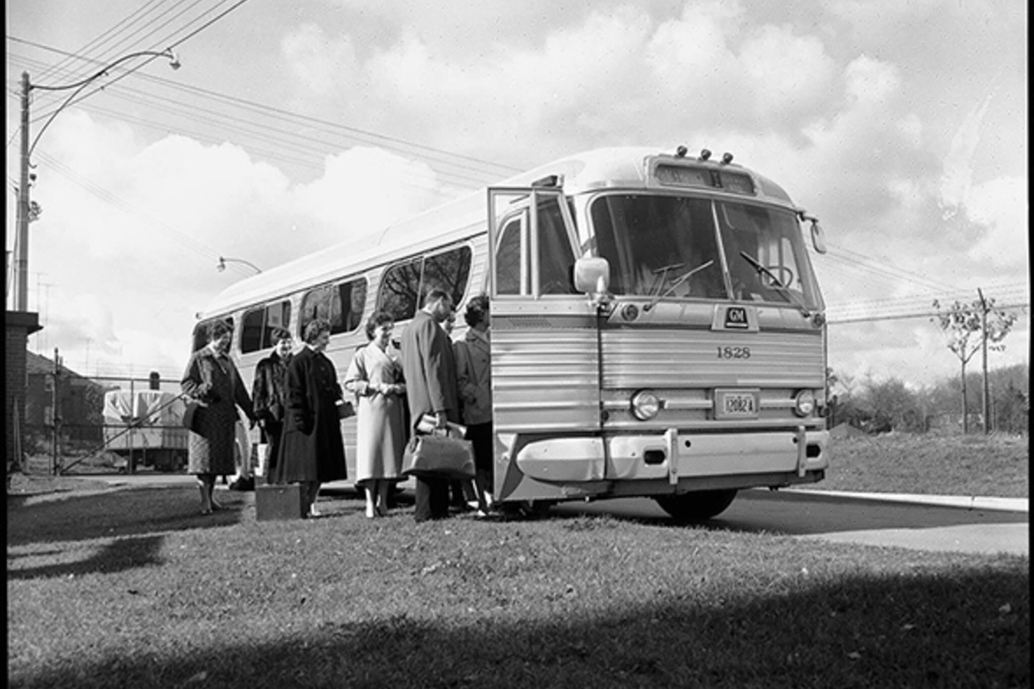 Gray Coach Lines Toronto