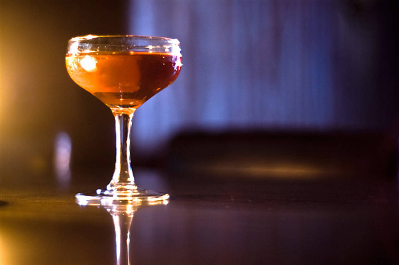 The Great Toronto Cocktail Challenge: Balsamic Lavender