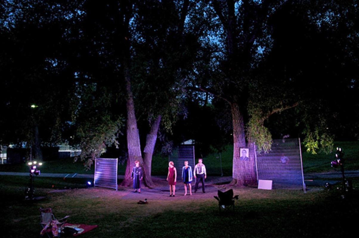 Shakespeare Park Toronto