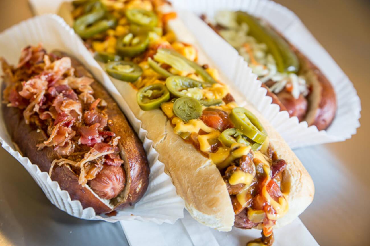 Best Gourmet Hot Dogs Toronto