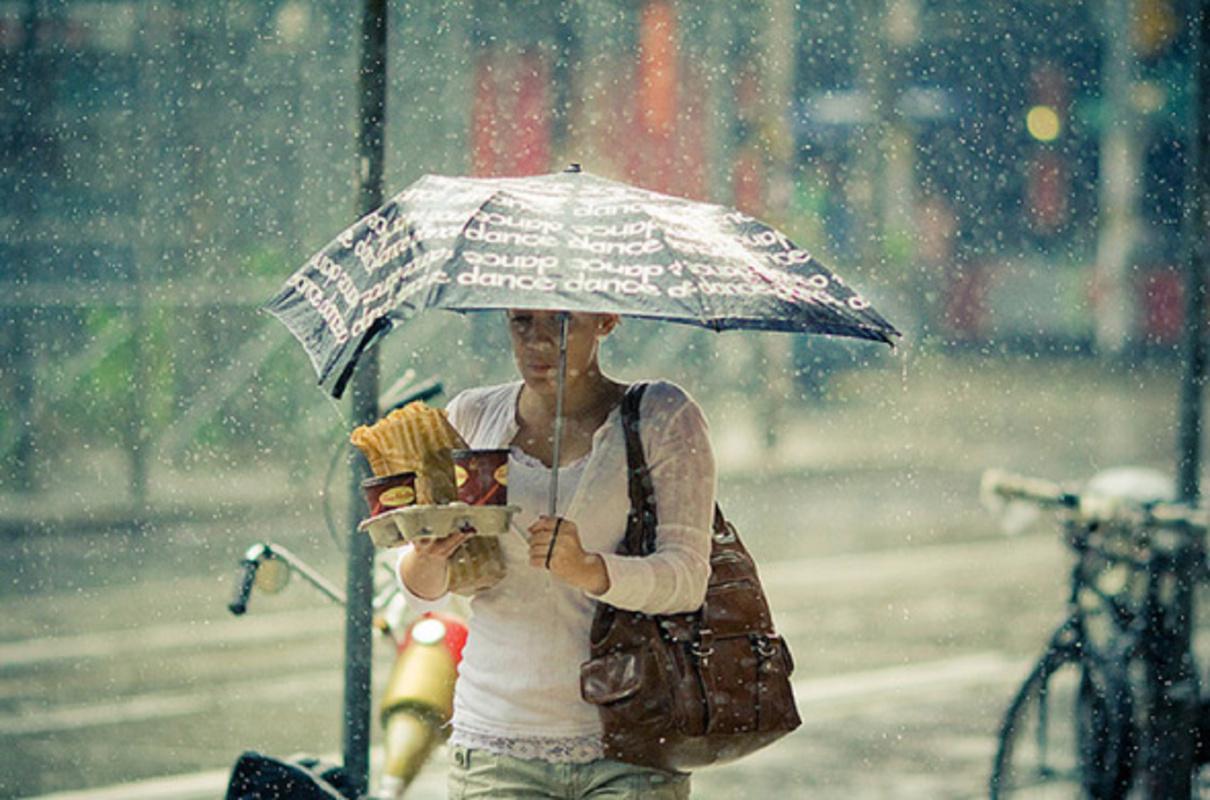 rain toronto