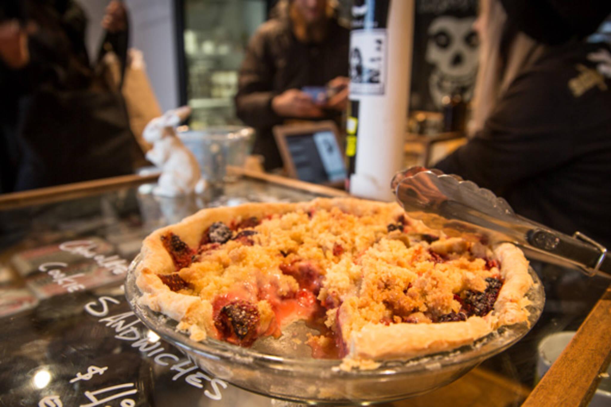 pie shop annex toronto