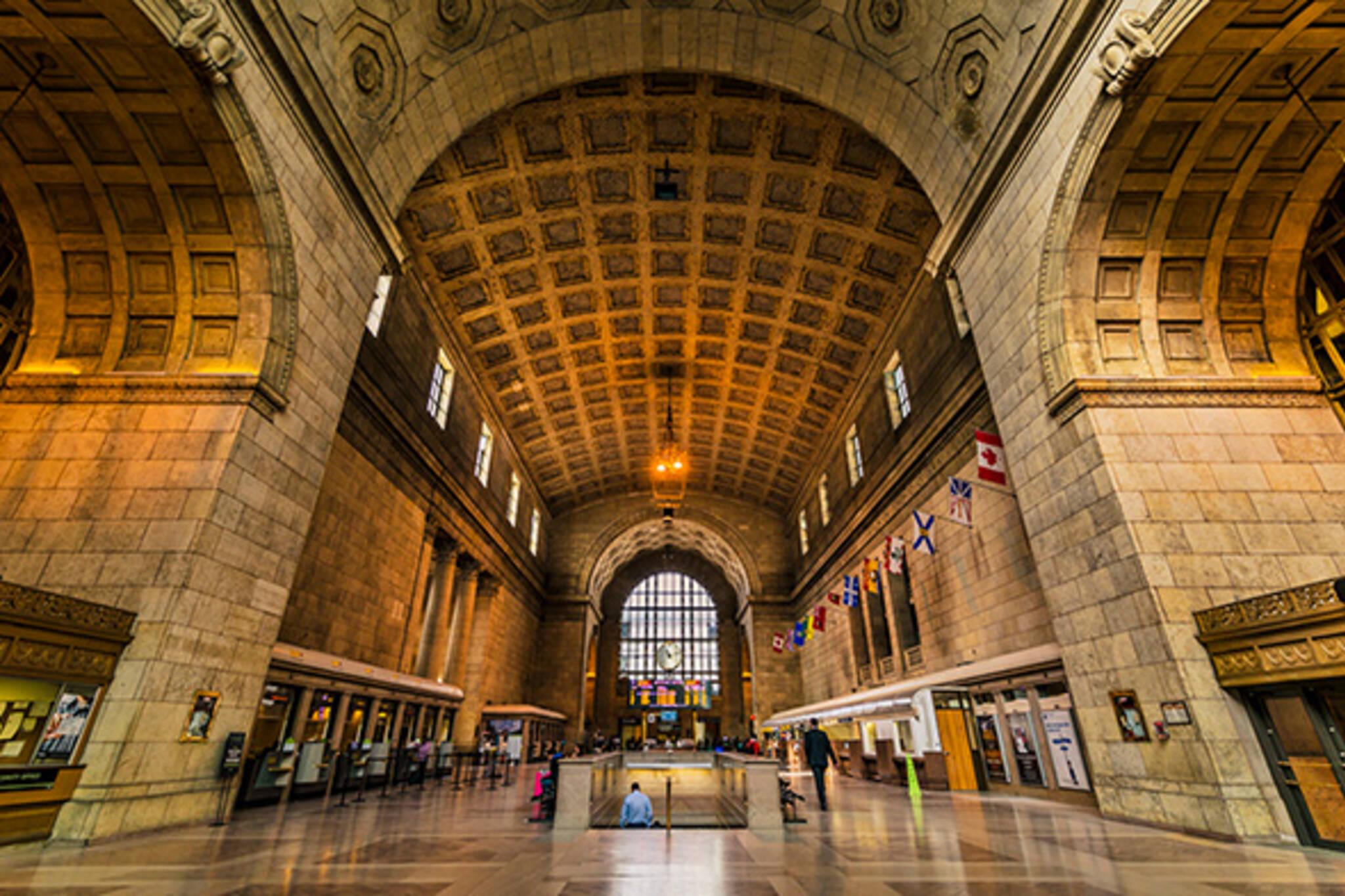 Best Restaurants Union Station