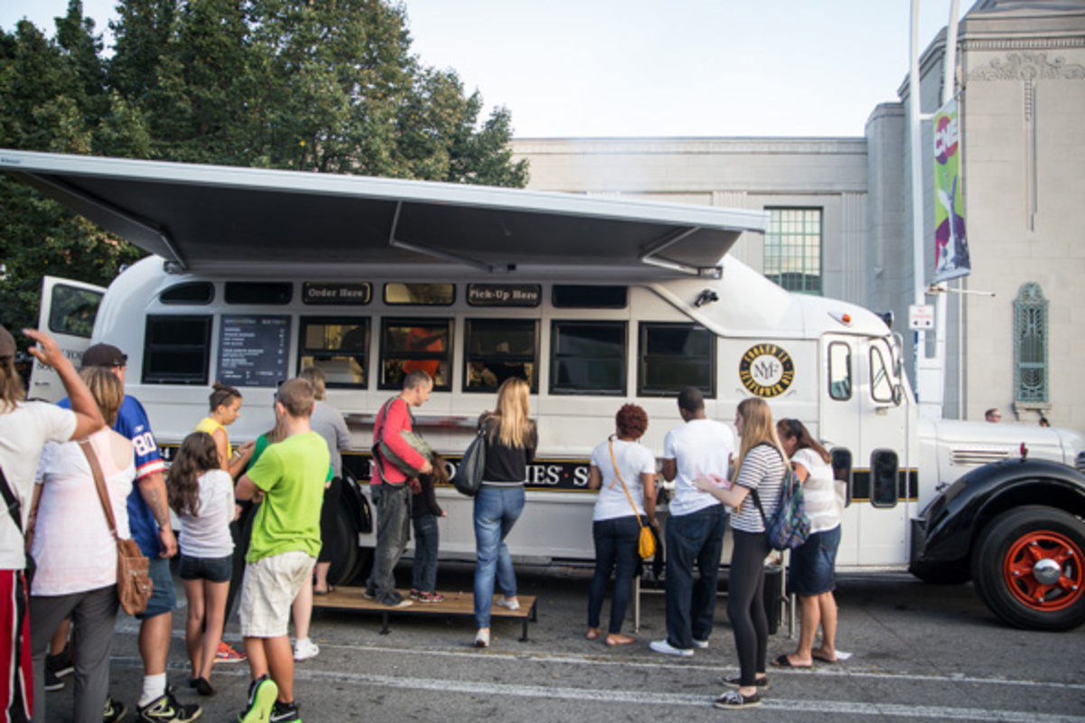 south st burger food truck