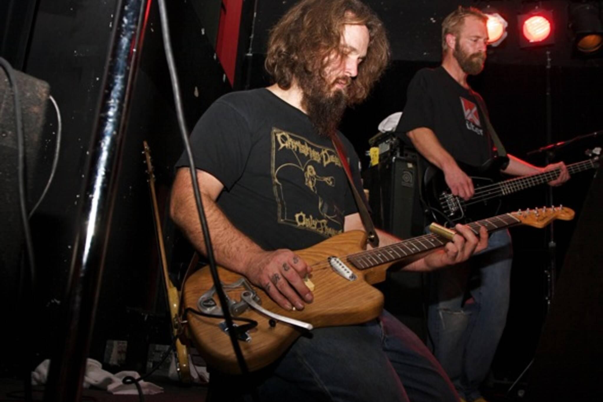 Built to Spill October 2009 tour