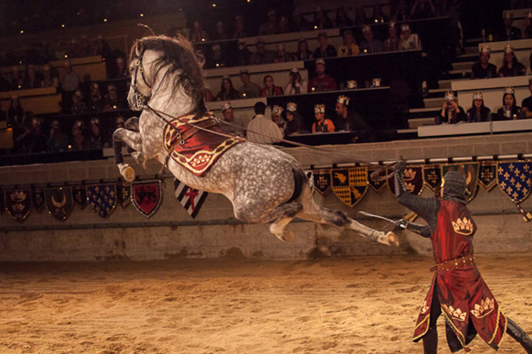 medieval times toronto