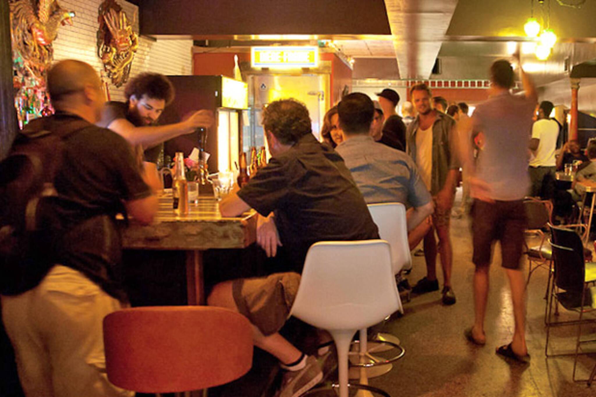 Get Well Bar Nano-brewery