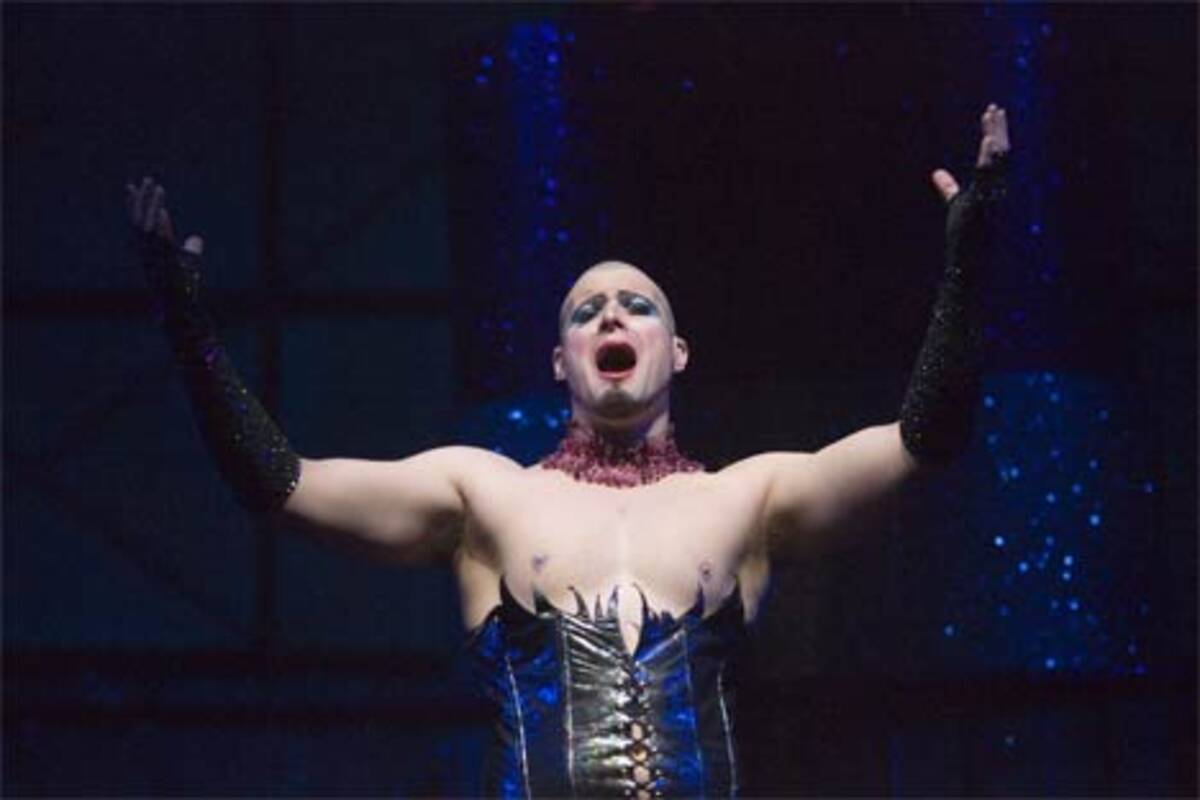Play review the rocky horror show