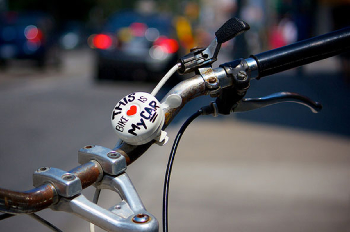 toronto bike bell