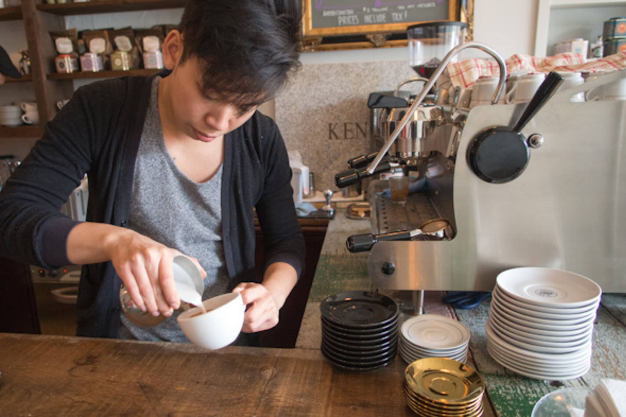 toronto best new cafes 2012