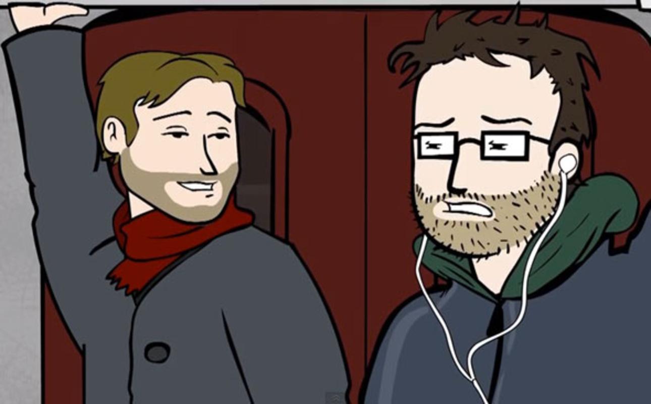toronto subway thoughts