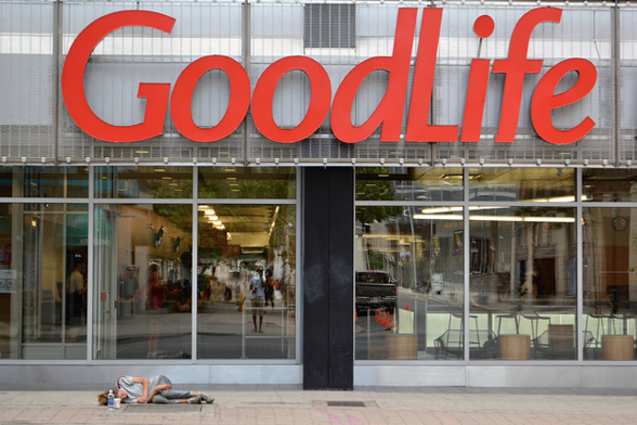 Goodlife extreme fitness