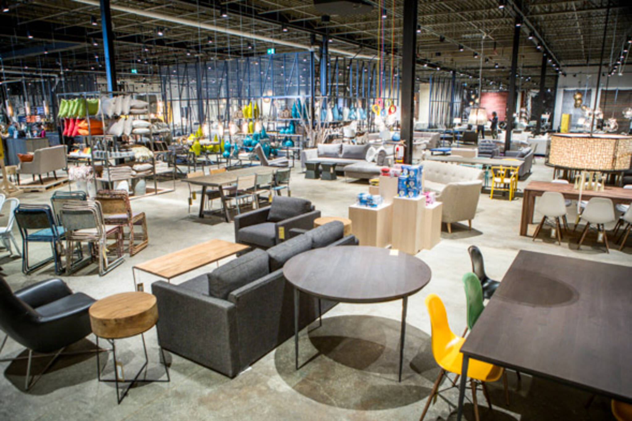 The top 10 furniture stores in the castlefield design district for Modern style furniture stores