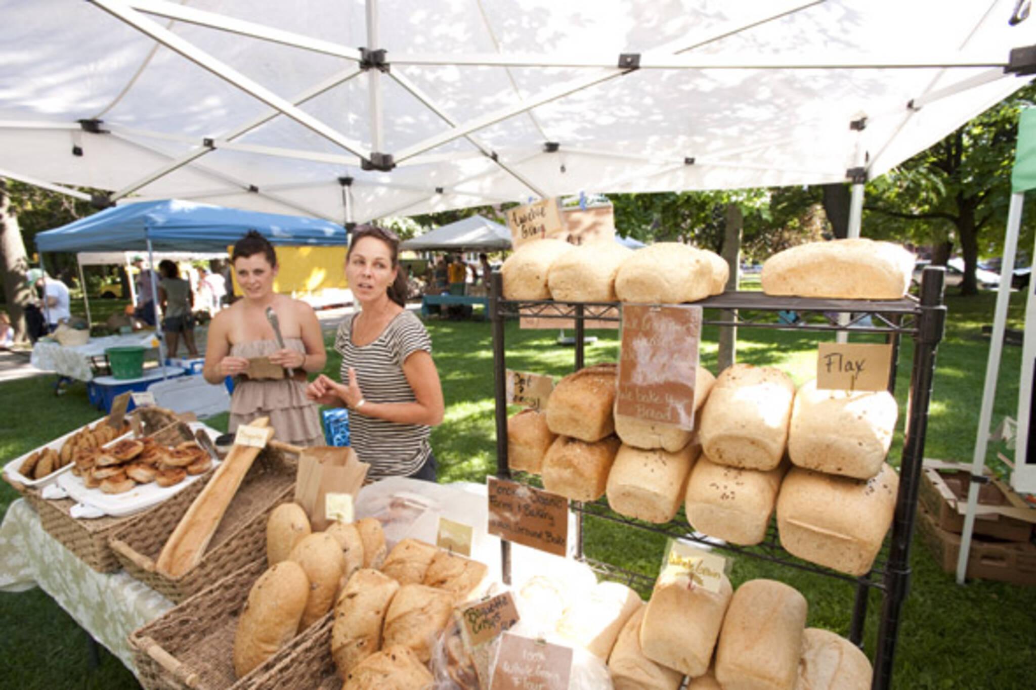 Trinity Bellwoods Farmers Market