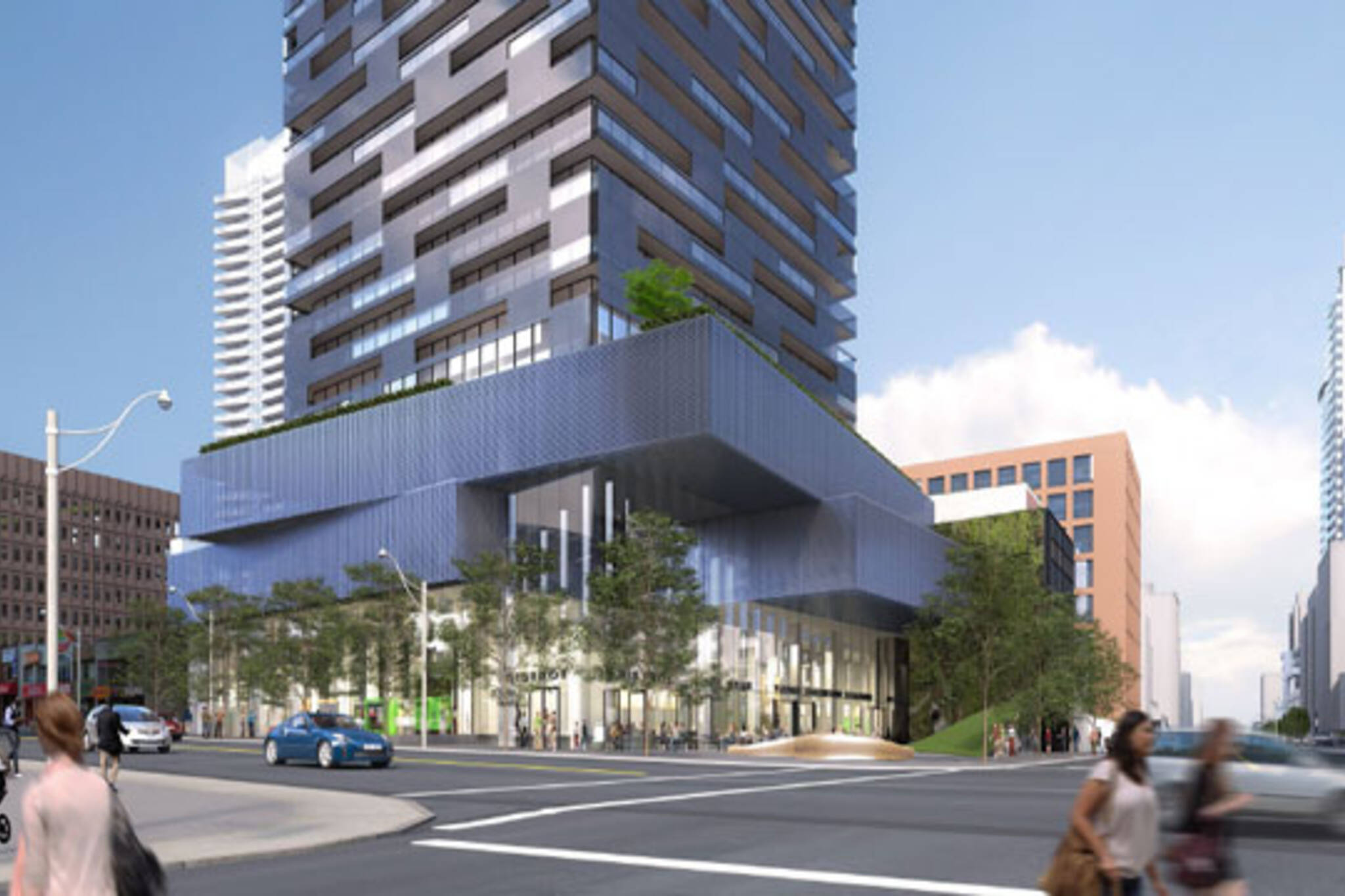 Are These Towers The Future Of Yonge And Eglinton