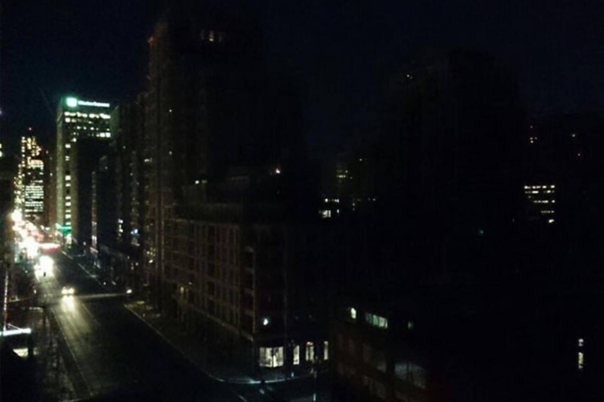 toronto blackout 2014