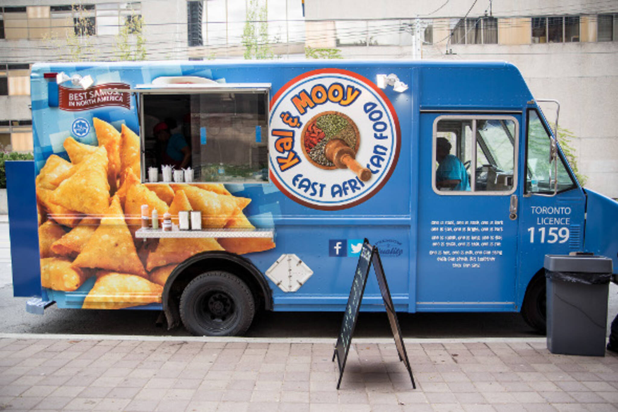 kal mooy food truck