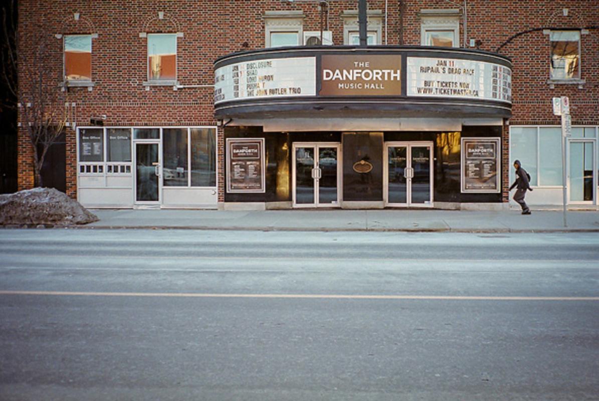 Danforth Music Hall