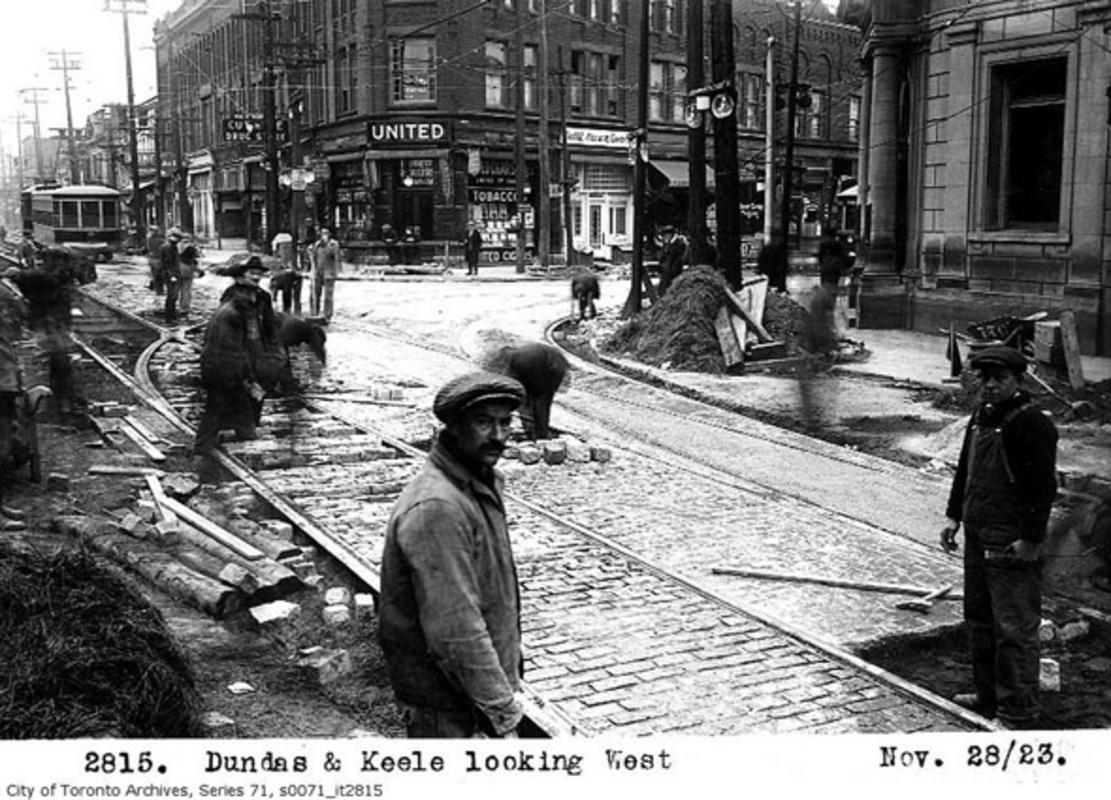 Junction Toronto History