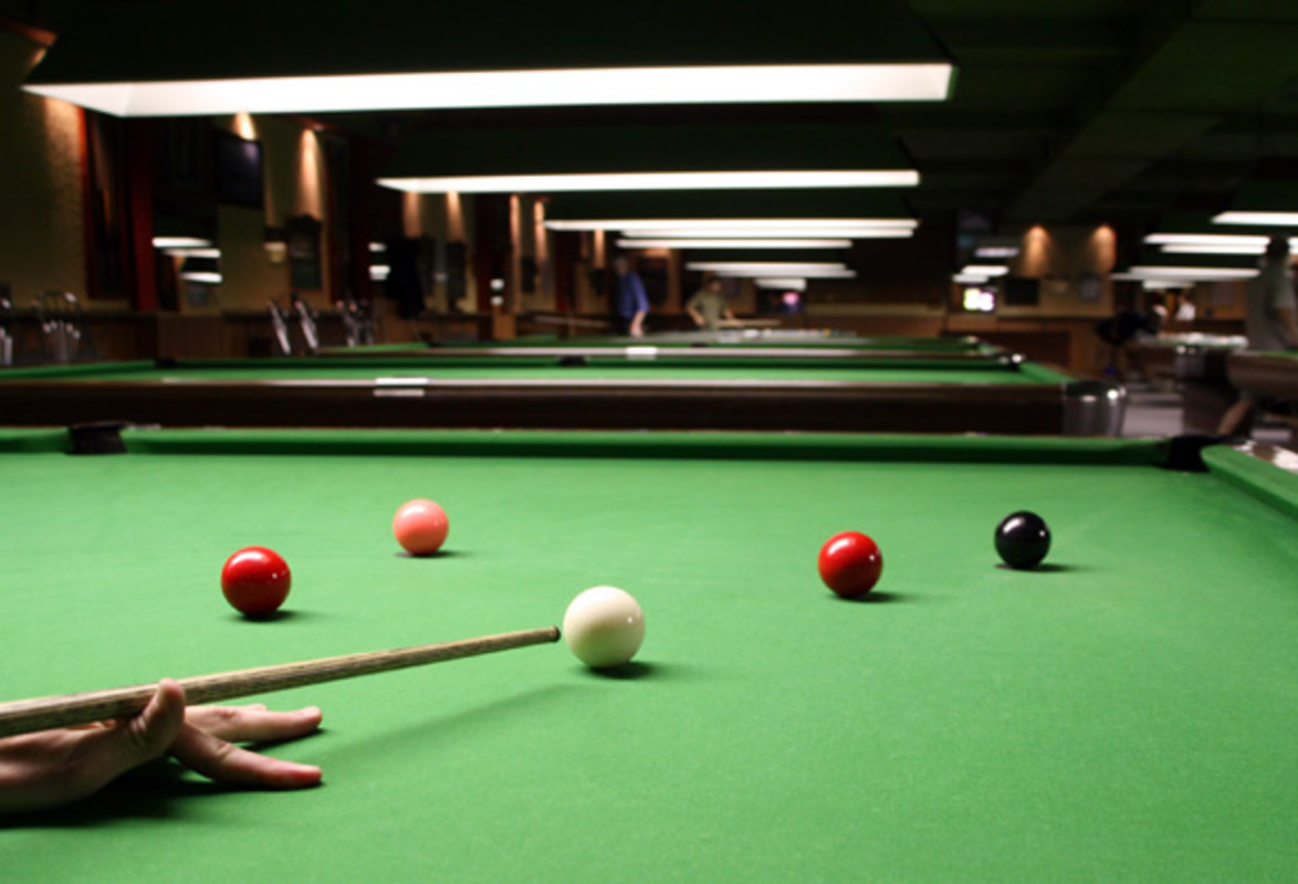 Annex billiards club
