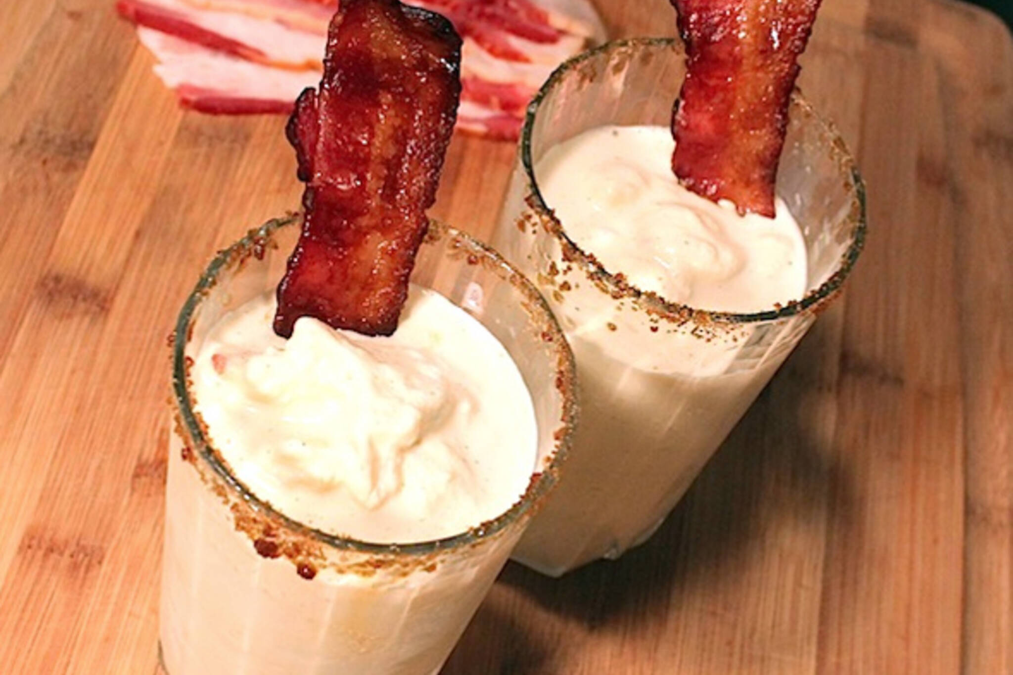Bacon Milkshake